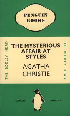 essay mysterious affair at styles She started writing in 1920, and her first book published was the mysterious affair at styles she wrote and then there were none in 1939 agatha christie has become one of the most famous writer of mystery novels.